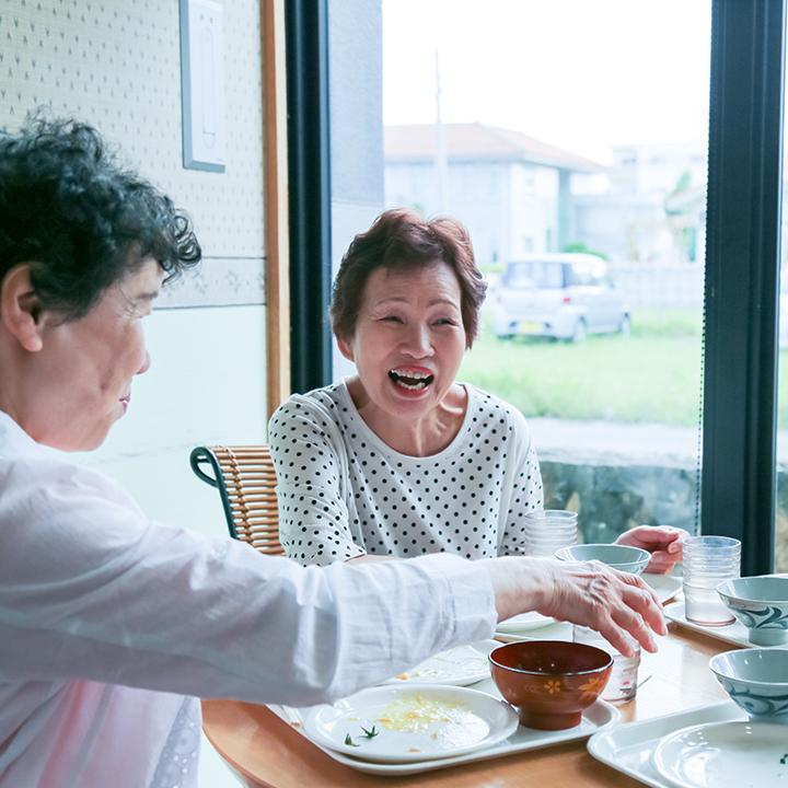 高齢者の食事を考える